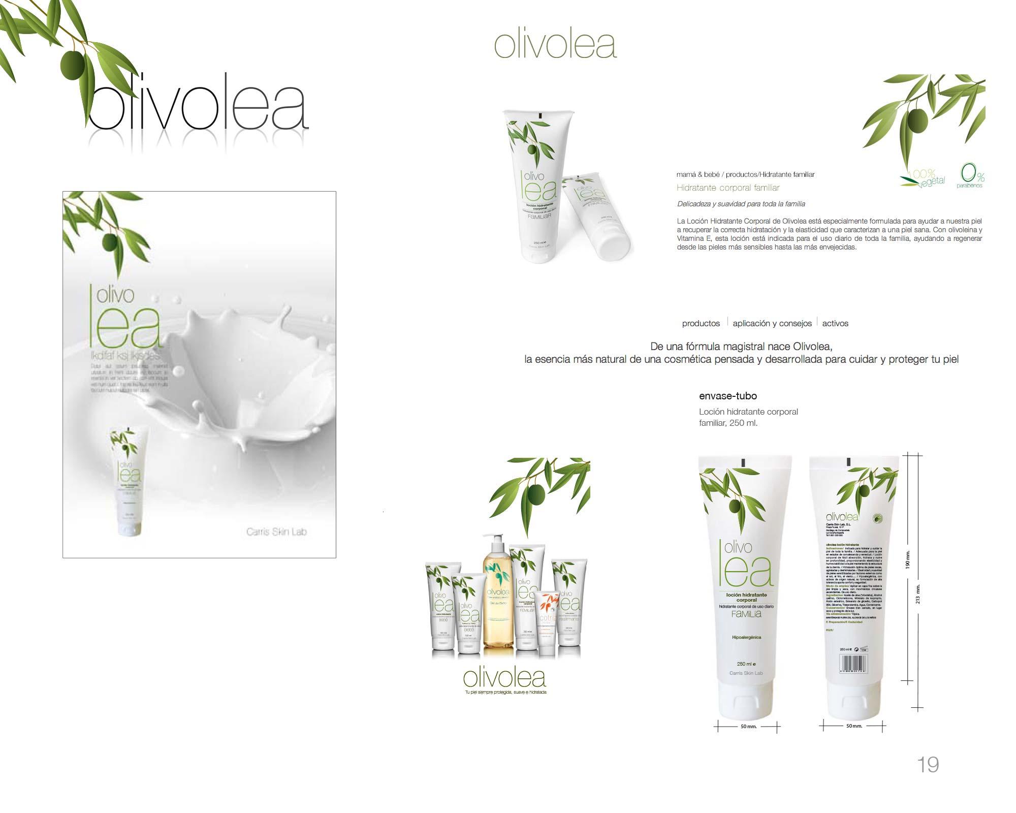 cosmetica olivolea